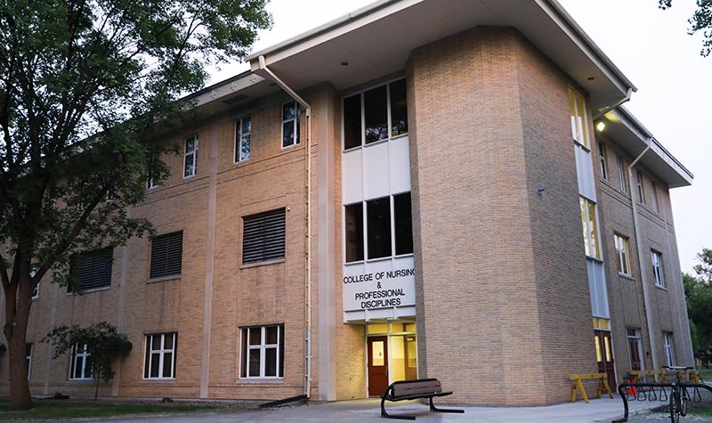 College of Nursing & Professional Disciplines dean search begins